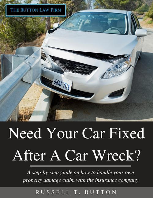 Need Your Car Fixed After A Car Wreck?
